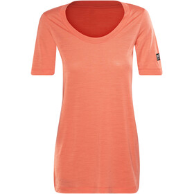 super.natural Oversize Tee Shortsleeve Shirt Women orange